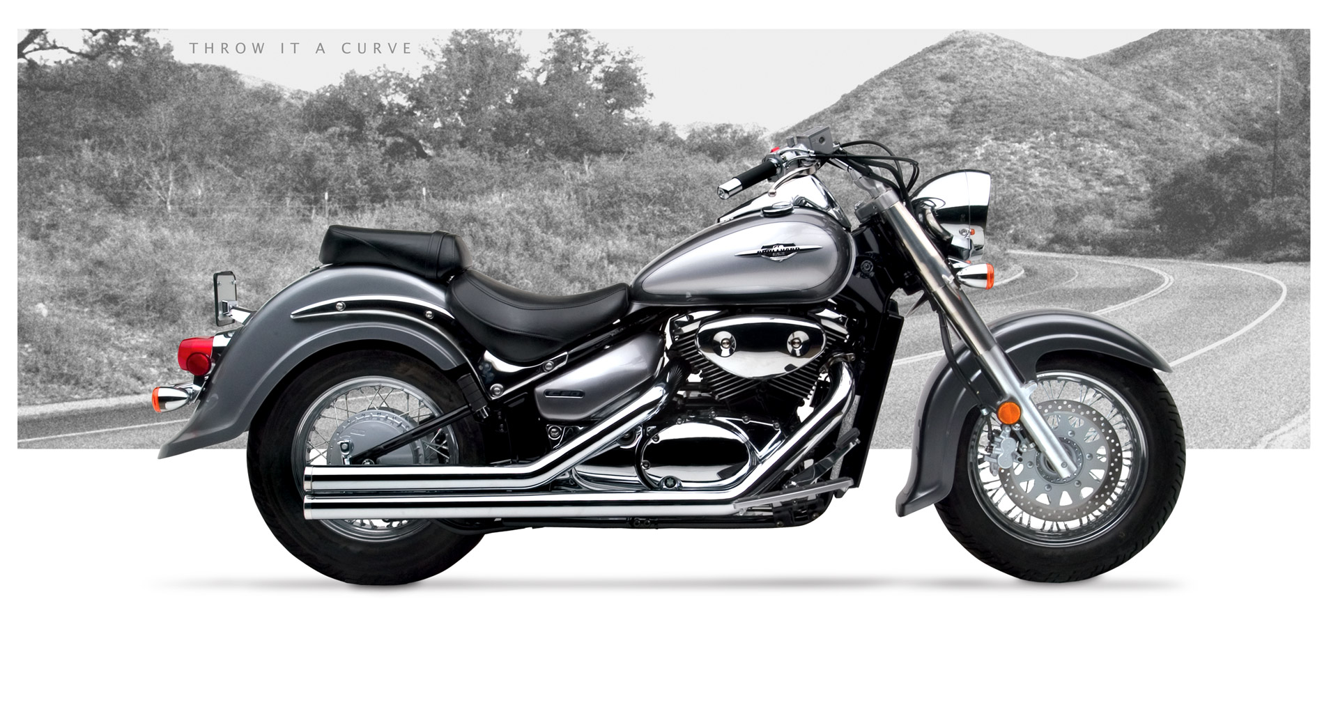 Suzuki Intruder Volusia Specs